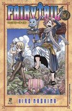 capa de Fairy Tail #50