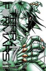 capa de Terra Formars #07