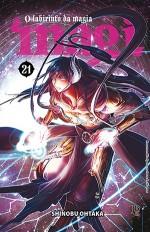 capa de Magi: O Labirinto da Magia #21