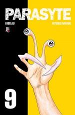 capa de Parasyte #09