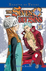 capa de The Seven Deadly Sins #14